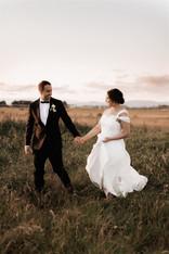 Emma + Chris   Wearing Bespoke TSB   Captured by Samantha Elizabeth Photography