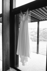 Jess + James   Wearing the 'Jennifer' gown