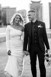 Emily & Tim | Wearing bespoke TSB | Captured by Immerse Photography