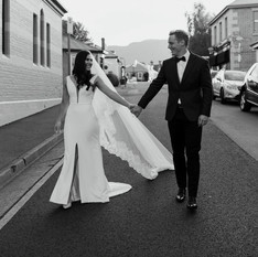 Stacey | Wearing bespoke TSB | Captured by Siida Photography