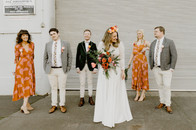 Amy & Malen   Wearing bespoke TSB   Captured by Tanya Volt Photography