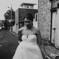 Jaimee | Wearing 'Armeria' by Alena Leena Bridal | Captured by Molly Donlen