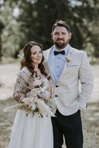 Jessi & Ben   Wearing bespoke TSB  Captured by Sherise Fleming Photography