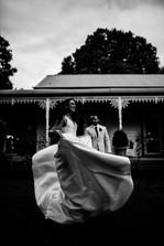 Britt & Mark   Wearing bespoke TSB   Captured by Kristy Visscher Photography