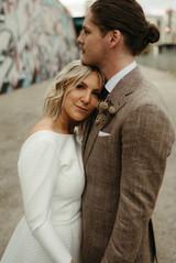 Tayla & Braden   Wearing bespoke TSB   Captured by Daniel Milligan