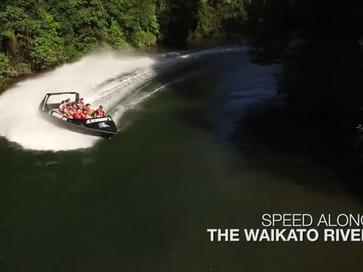 Kaituna River Jet Boat NZ