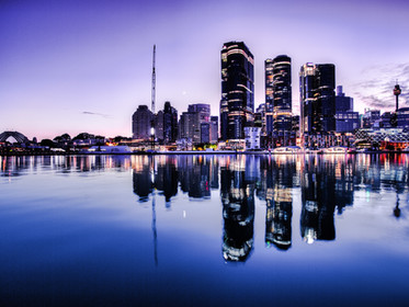 Sydney via Timelapse