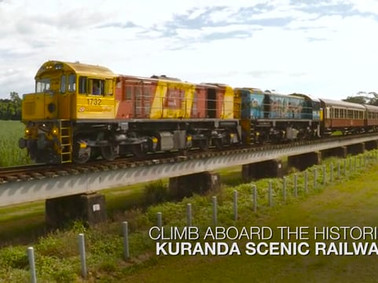 Kuranda Rainforest Railway, Cairns