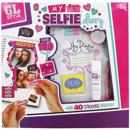 Glam Photo Diary Kit
