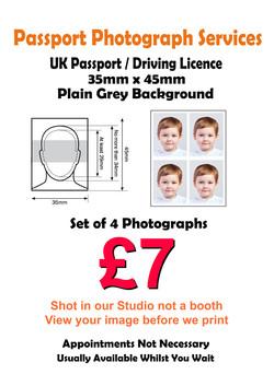 Passport Photo Service