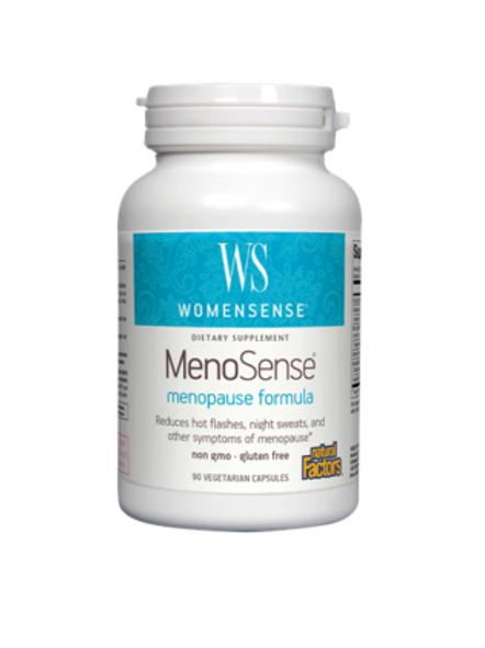 Natural Factors WomenSense - MenoSense 90 veg caps
