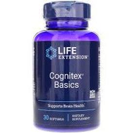 Life Extension Cognitex® Basics 30 Softgels