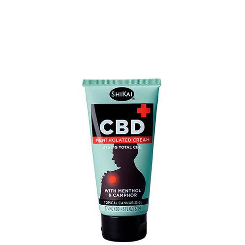 ShiKai Hemp Cream Mentholated 375 Mg  3 Oz