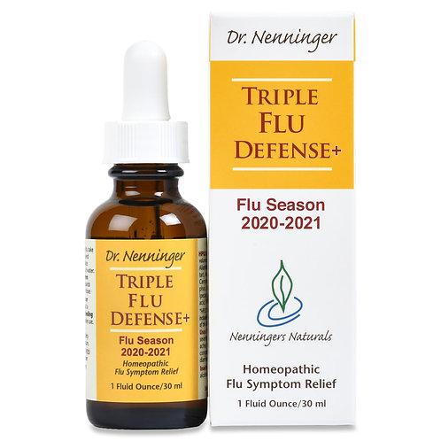 Dr. Nenninger - Triple Flu Defense+  2020-2021 Season 1 oz