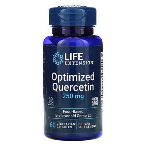 Life Extension Optimized Quercetin 250 mg 60 Veg Caps