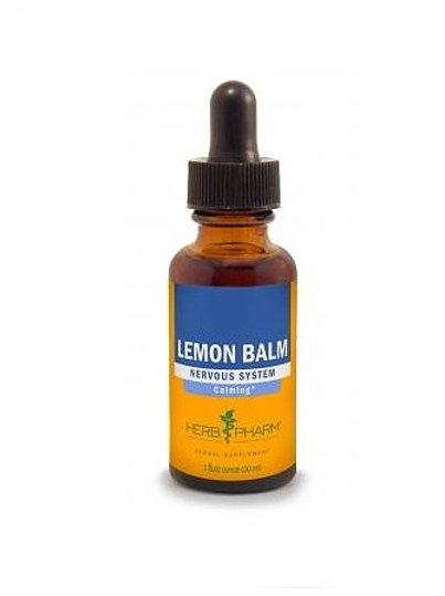 Herb Pharm - Lemon Balm Extract 1 fl oz