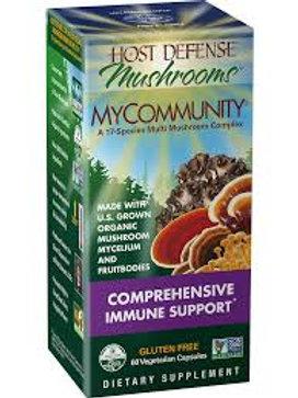 Host Defense Mushrooms MyCommunity® 60 Capsules