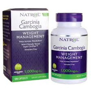 Natrol Garcinia Cambogia Weight Management 120 Capsules