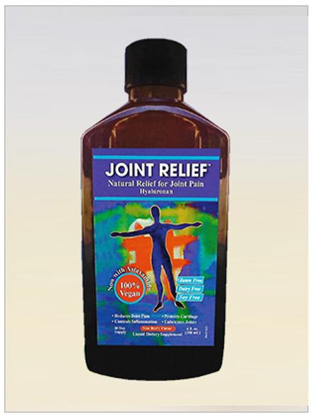 Joint Relief Liquid 6 oz Red Lemon Flavor
