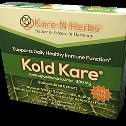Kold Kare® Andrographis paniculata 40 tablets