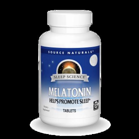 Source Naturals Melatonin 5 mg 60 tablets