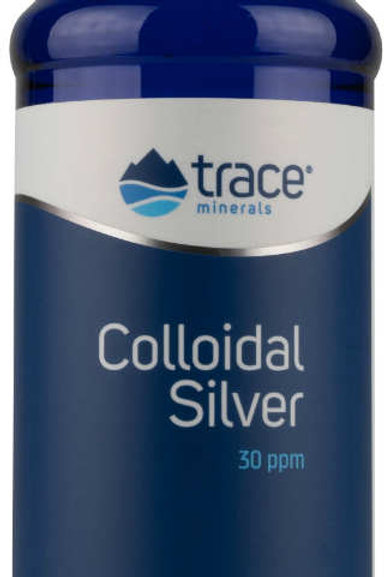 COLLOIDAL SILVER 30ppm  8 oz.