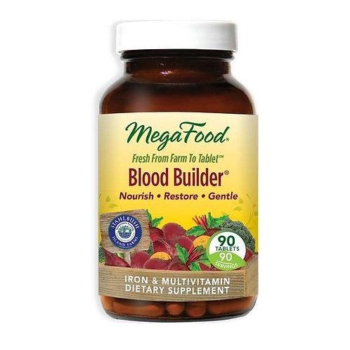 MegaFood - Blood Builder 90 tablets