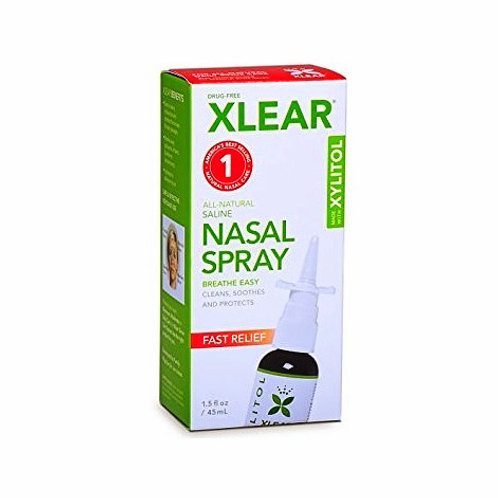 Xlear - Nasal Spray 1.5 fl oz