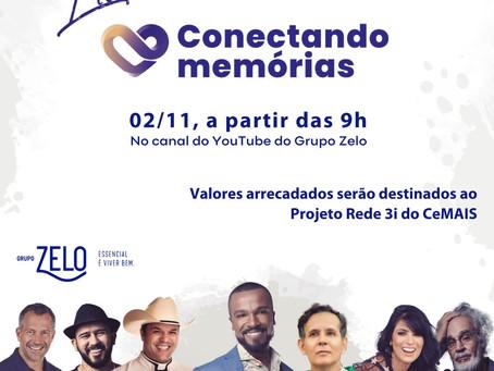 Conectando memórias: Grupo Zelo e CeMAIS se unem em prol da pessoa idosa institucionalizada