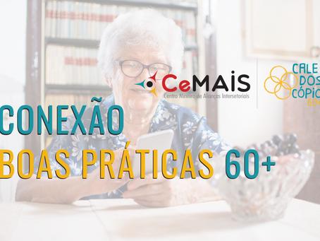 Projetos do CeMAIS se unem para fortalecer OSCs de atendimento ao idoso de Belo Horizonte