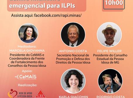 Como acessar o auxílio financeiro emergencial para ILPIs