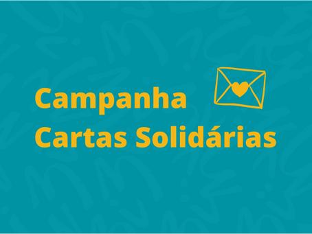 Cartas solidárias