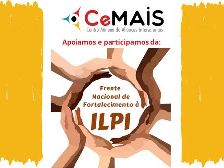 Frente Nacional de Fortalecimento às ILPIs produz relatório para enfrentamento da covid-19