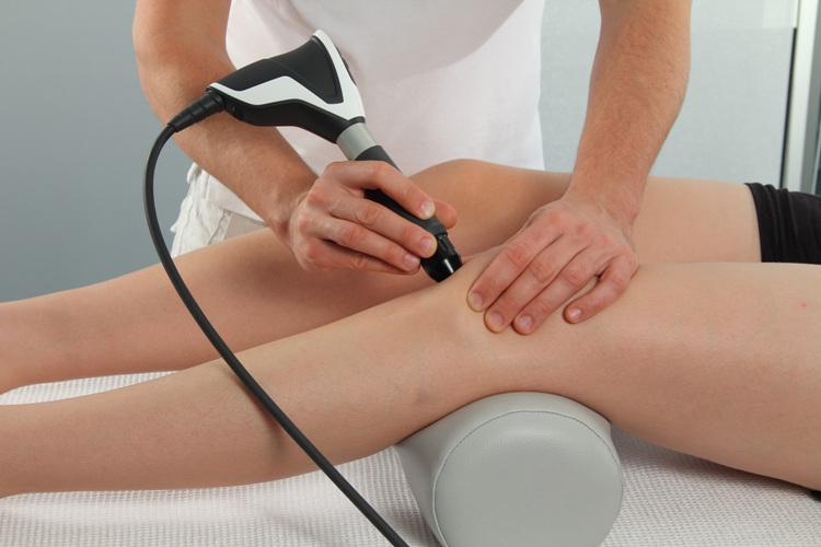 Shockwave Therapy Patellar Tendonitis (.