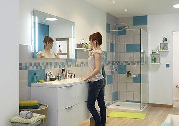Techno conseil bain douche