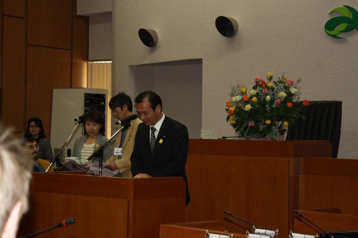 Mayor Aizawa