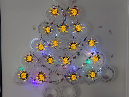 Ô Chat Biotté prépare Noël