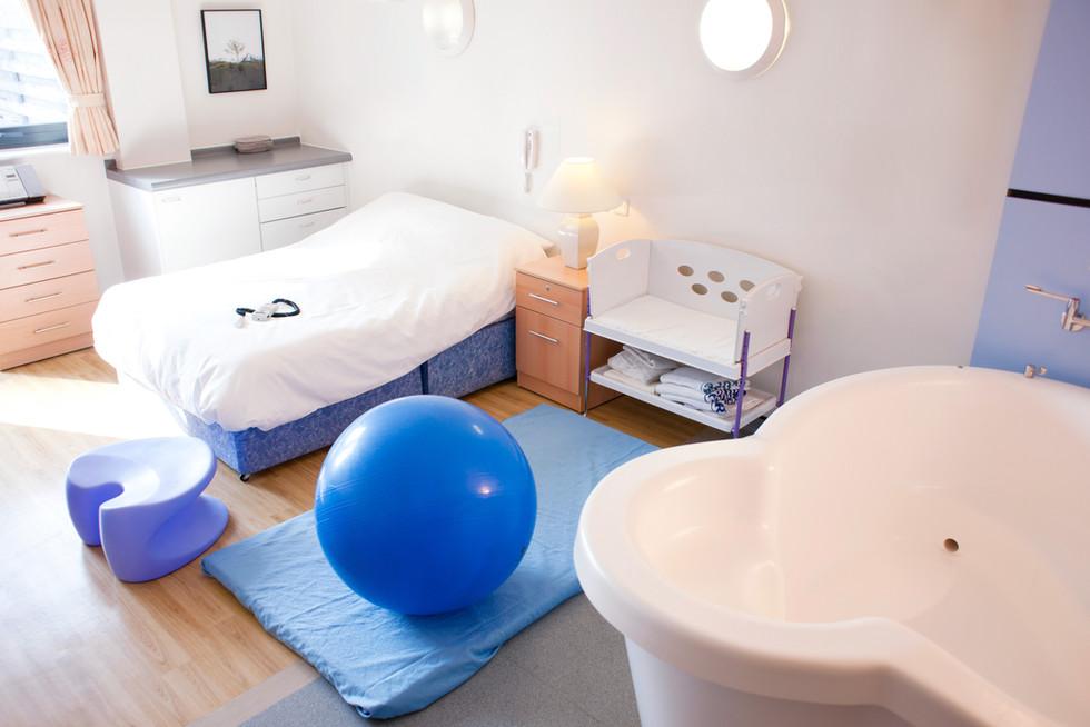 Birthing Center Zimmer