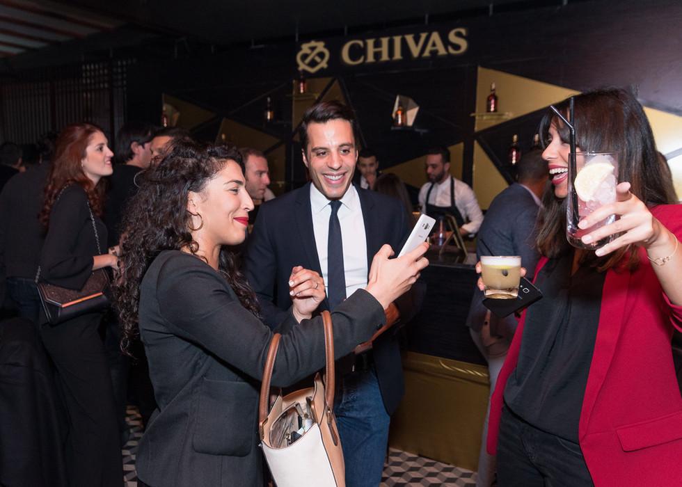 Chivas X- Pernod Ricard