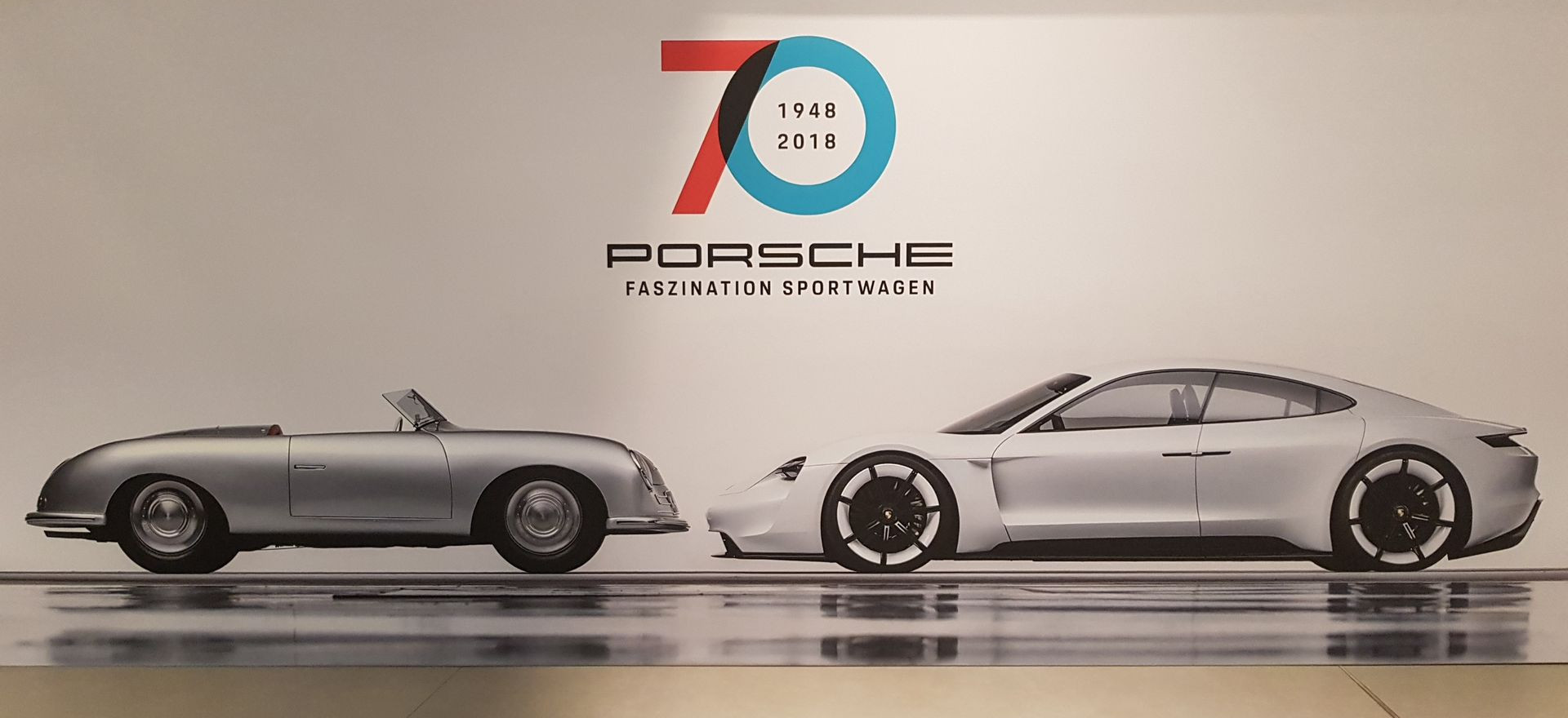 70 ans de Porsche - CAC