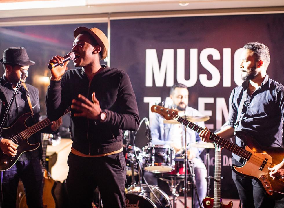 Music Talent - EBERTEC