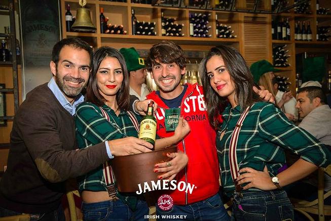 Jameson Saint Patrick hotesses.jpeg