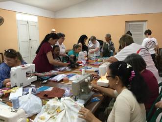 Princess Pillowcase Project  goes to Cuba