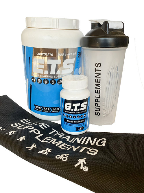 Elite Training Supplements - Bundle