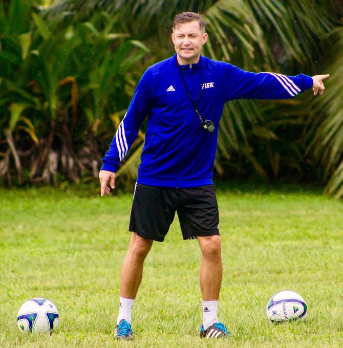 Coaches Corner | Coach Interview: JESS IBROM