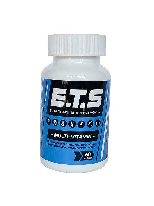 Elite Training Supplements - Multivitamin