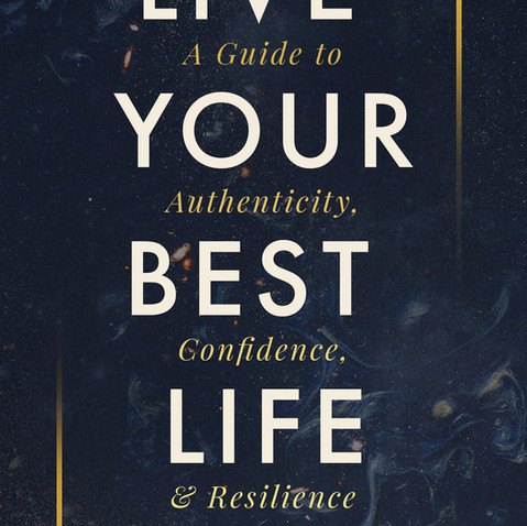 'Live Your Best Life' Ebook Cover Reveal!