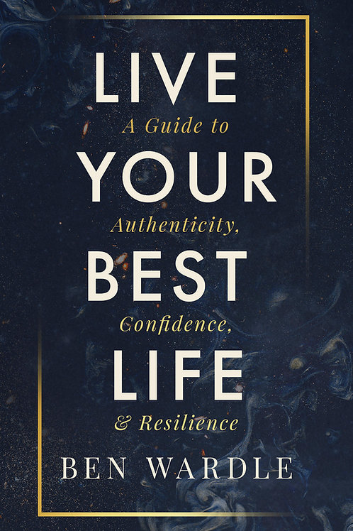 Live Your Best Life   Signed Edition