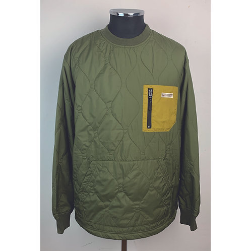 831108(WD21AW-26)  WAVE QUILT CREW  ¥14.800