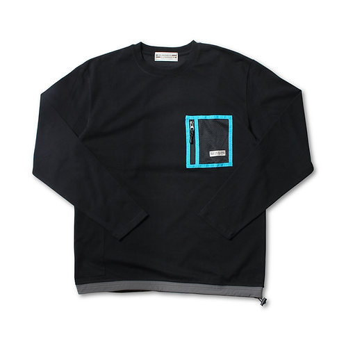 811600(WD21SS-05) メッシュポケットTEE  ¥5.900
